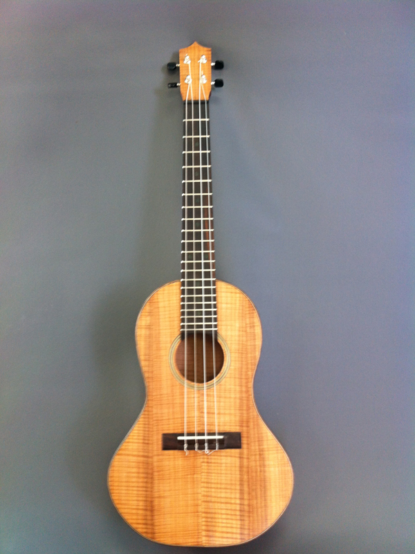 Tiger Maple Ukulele