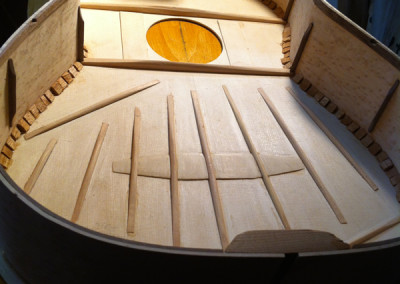 Classical Guitar Build