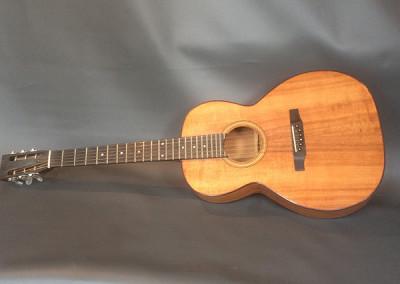 14 Fret Koa Parlour Guitar