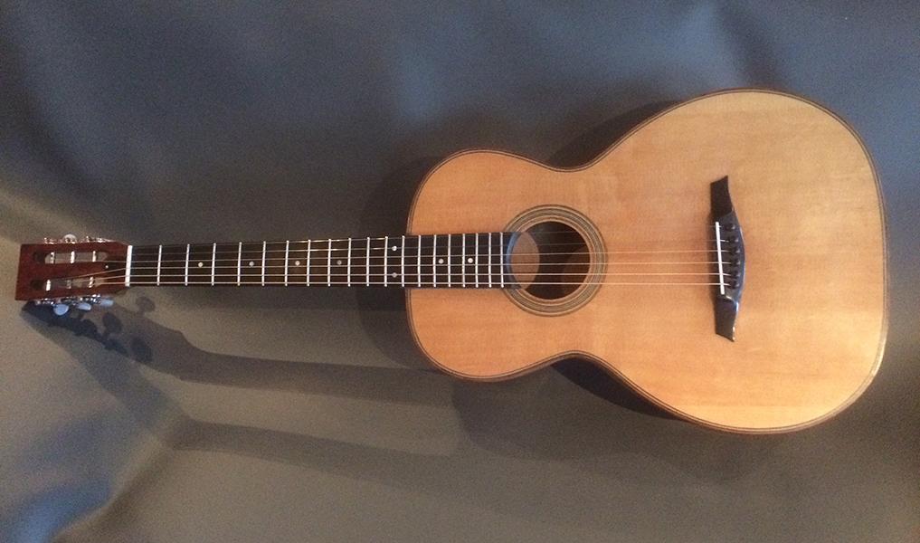12 Fret Parlour Guitar